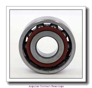 35 mm x 80 mm x 38,1 mm  Timken 5307WD Angular Contact Bearings