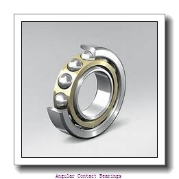 10 mm x 30 mm x 14,27 mm  Timken 5200K Angular Contact Bearings