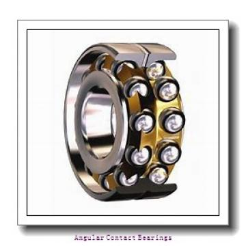 30 mm x 72 mm x 19 mm  Timken 7306WN Angular Contact Bearings