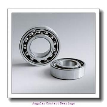 45 mm x 100 mm x 42,88 mm  Timken 5309WD Angular Contact Bearings