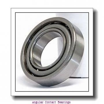 45 mm x 100 mm x 25 mm  Timken 7309WN Angular Contact Bearings