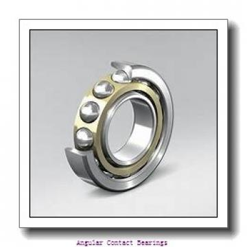 55 mm x 100 mm x 33,32 mm  Timken 5211WD Angular Contact Bearings