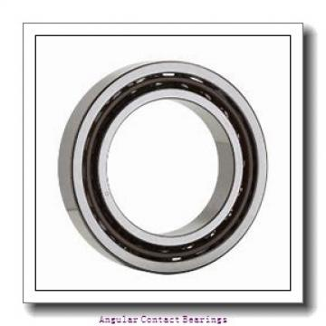 25 mm x 52 mm x 15 mm  Timken 7205WN Angular Contact Bearings
