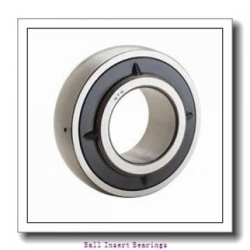 36,5125 mm x 72 mm x 36,5 mm  Timken GYA107RRB Ball Insert Bearings