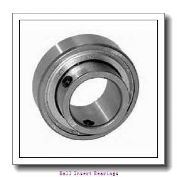 30,1625 mm x 62 mm x 23,82 mm  Timken RA103RR Ball Insert Bearings