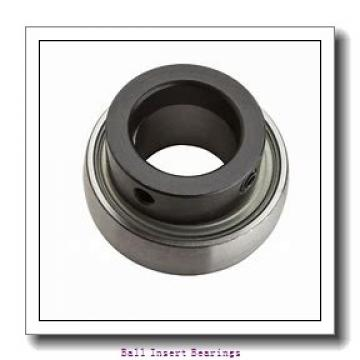 19.05 mm x 47 mm x 21,44 mm  Timken RA012RR Ball Insert Bearings