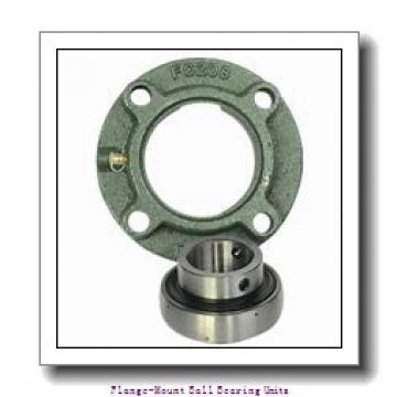 Timken SCJ1 3/16 Flange-Mount Ball Bearing Units