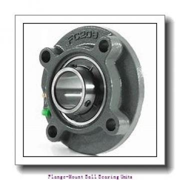 Timken SCJ 3/4 Flange-Mount Ball Bearing Units