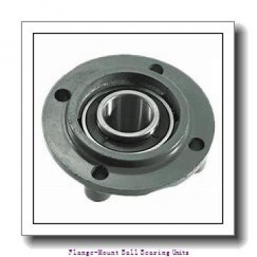 Timken RCJT1 7/16 NT Flange-Mount Ball Bearing Units